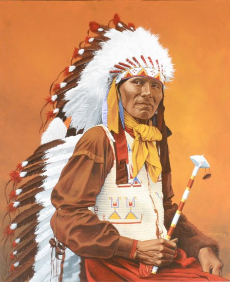 STANDING BEAR**LIMITED EDITION PRINT 1/250