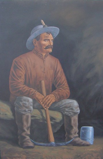 1890's Miner #1