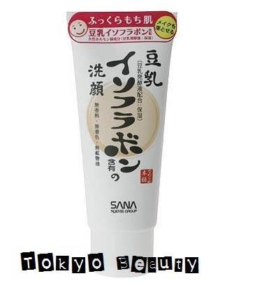 Sana Nameraka Honpo Soy Milk Facial Cleansing Wash