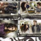 Official Twilight Movie trading cards 33, 32, 30, 6 LOT # CB
