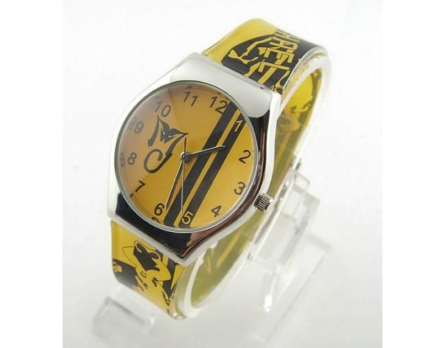 Michael Jackson MEMORIAL Stainless Steel Watch