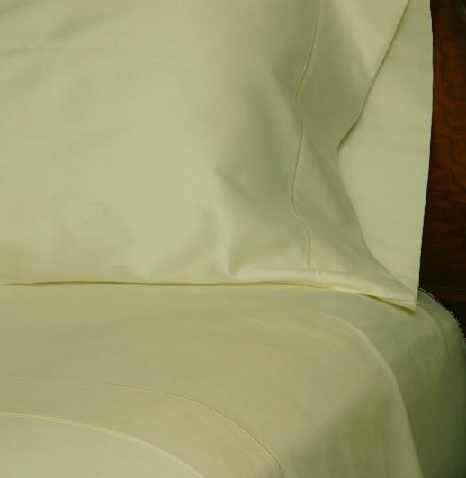 1000 TC EGYPTIAN COTTON SAGE QUEEN SOLID