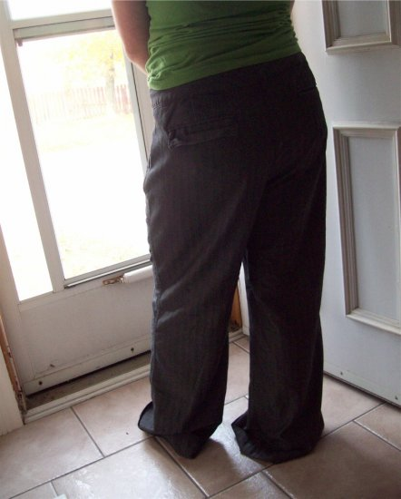 George pants women's 18 W Plus size.