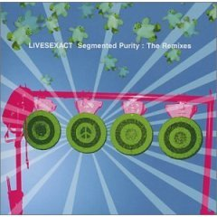 LIVESEXACT~SEGMENTED PURITY THE REMIXES~MINT CD~Nu-electro