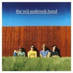 THE WIL SEABROOK BAND ~ (self-titled) ~ MINT CD ~ Indie Rock