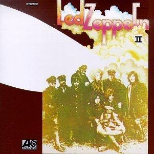 LED ZEPPELIN II (1994) Remastered - NEW CD - Classic Rock