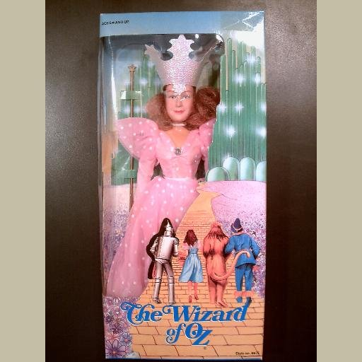 The Wizard of Oz~GLINDA THE GOOD WITCH Doll~by Multi Toys~MINT & HTF
