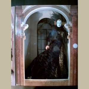 Star Wars Episode 1~QUEEN AMIDALA~Collector Hasbro Doll~NRFB~MINT CONDITION~in Black Traveling Gown