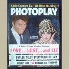PHOTOPLAY~1962~v62/#1~VINTAGE CELEBRITY MAGAZINE~LIZ TAYLOR~BURTON~Jackie~Rock Hudson~Grace Kelly++