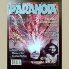 Issue #33~PARANOIA MAGAZINE~CONSPIRACY READER~Manson/NASA Hoax/JFK/Darwin/David Icke
