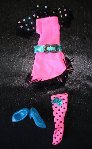 JEM vs. the MISFITS ~THERE AIN'T NOBODY BETTER ~RARE Smashin' Fashion COMPLETE 1987 ~Outrageous Doll