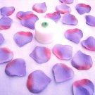 1000 Lavender & Pink Silk Rose Petals Weddings Crafts (Large)