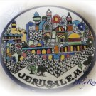 Jerusalem Plate - Small