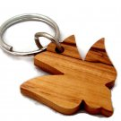 Olive Wood Star Dove of Peace Design HJW (V1)
