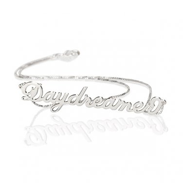 """""""Daydreamer"""" - Make a Statement with this Sterling Silver 925 Necklace Pendant"""