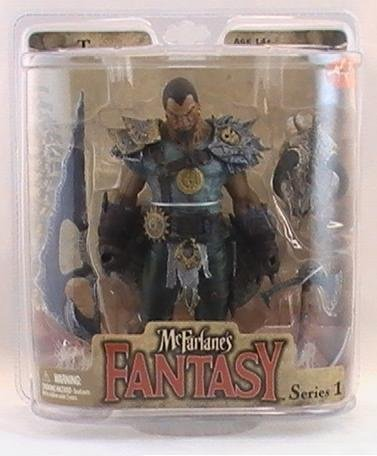 Mcfarlane Fantasy Tyr series one