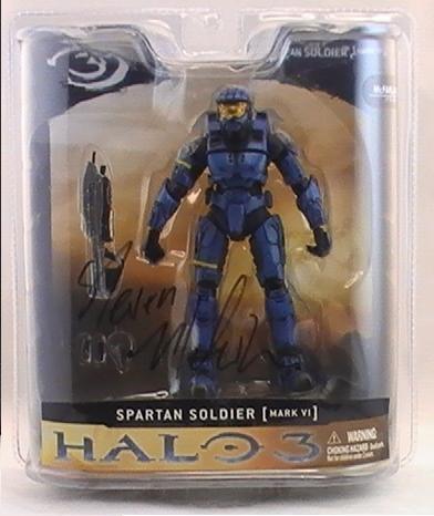 McFarlane HALO Spartan blue series 1