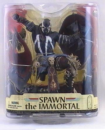 Spawn Series 33 Spawn the Immortal