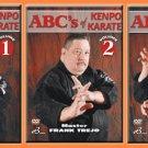 Frank Trejo ABC's of Kenpo Karate Complete DVD Set