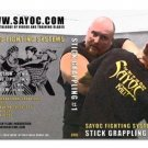 Sayoc Kali Stick Grappling Arnis Kali DVD