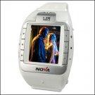 Free ship Unlock Tri-band watch phone N800 works worldwide,Camera