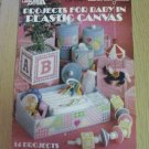 Vintage Projects for Baby in Plastic Canvas-- Leaflet 206