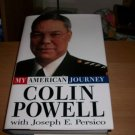 Colin Powell-- My American Journey An Autobiography