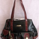 Artsy New Style Front Pockets Heart Handbag Bag purse