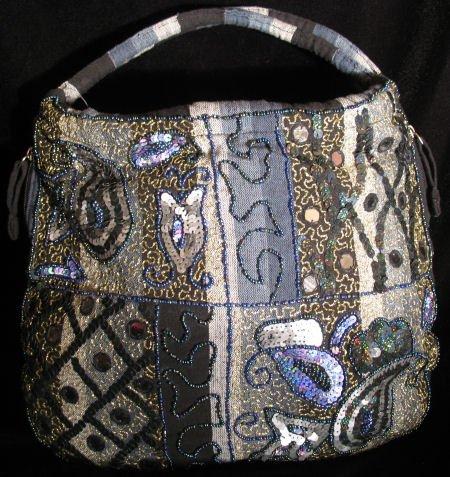 Hot Urban design sequin Bohemian handbag bag purse