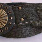 Faux Fur Belt Hot Look Womens accessories Belts