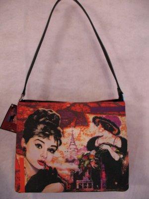 POP Culture Icon Paris Handbag bag Purse