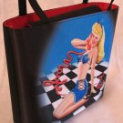 Pin up Girl Pop culture Handbag bag purse