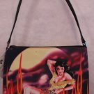 Hot Pin Up Girl Pop Culture Handbag Bag Purse