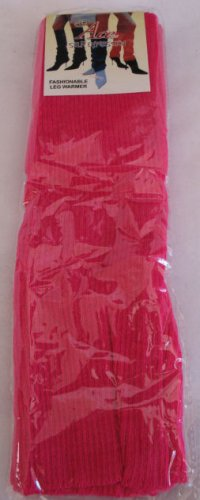 Hot Pink Leg Warmers Knee High SOLD OUT