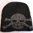 Hot Skull & Crossbone Jolly Roger look Hat Cap winter