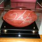 CLINTON PORTIS AUTOGRAPHED BALL IN DISPLAY CASE