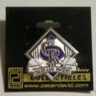 "COLORADO ROCKIES ""BALL PARK DIAMOND"" LAPEL PIN *NEW"