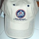 COLORADO AVALANCHE NHL BALL CAP, EMBROIDERED **NEW**