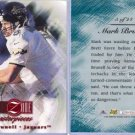 MARK BRUNELL RED ZONE STUDIO 8X10 MINT #572/3500