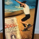 COORS LIGHT EXTREME SPORTS  BAR LIGHT  *NEW*