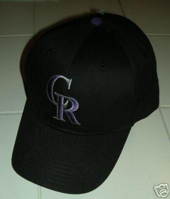COLORADO ROCKIES BASEBALL CAP,  *NEW*