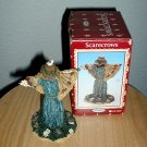 SCARECROWS (female) FIGURINE by YOUNGS *NEW IN  BOX*