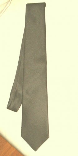 PAOLO ROSSI, SILK NECK TIE, SOLID BROWN