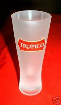 """TROPICO LIQUEUR"" SHOT GLASS - SATIN GLASS  **NEW**"