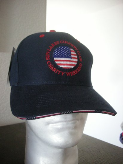 SUN LAKES COUNTRY CLUB EMBROIDERED CAP *NEW*