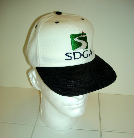 SAN DIEGO GOLF ACADEMY EMBROIDERED BALL CAP  *NEW*
