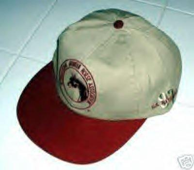ARABIAN HORSE U.S. NATIONALS MAROON BALL CAP **NEW**