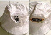 COLORADO ROCKIES/JOSE CUERVO GILLIGAN-STYLE CAP *NEW*