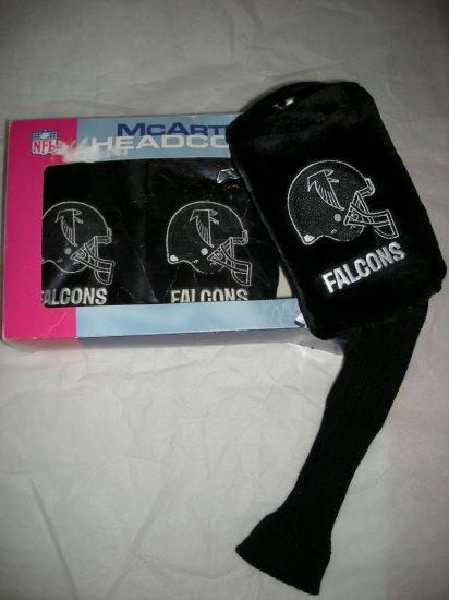 ATLANTA FALCONS NFL HEADCOVERS, 3-PACK *NEW*