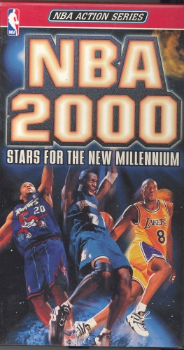 NBA 2000 - STARS FOR THE NEW MILLENNIUM - VHS, **NIB**